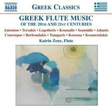 Griechische Flötenmusik - Zenz,Katrin -  * CD*NEU*747313236978