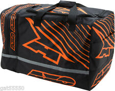 AXO KIT BAG BOOTS HELMET ORANGE KTM ENDURO MOTOCROSS GEAR SX EXC MTB DH TRIALS