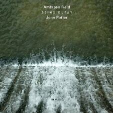 "AMBROSE FIELD/JOHN POTTER ""BEING DUFAY"" CD NEU"