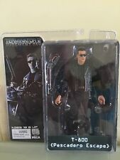 TERMINATOR 2 JUDGMENT DAY T800 PESCADERO ESCAPE NECA REELTOYS HASBRO MEZCO
