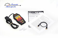 Unlocked SCT SF3 #3015 tuner/programmer for Ford with preloaded SCT tunes