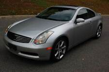 Infiniti : G 2dr Coupe w/