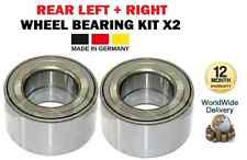 FOR SSANGYONG RODIUS 2.7 XDI 4WD 2005--  REAR LEFT + RIGHT WHEEL BEARING KIT X2
