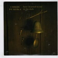 (GQ647) Chris Pureka, How I Learned To See In The Dark - 2013 DJ CD