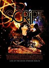 Homecoming: Live at the Aviva Stadium Dublin by The Script (DVD, Nov-2011, SJM)