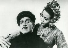 VINCENT PRICE  LINDA HO  CONFESSIONS OF AN OPIUM EATER 1962  VINTAGE PHOTO #1