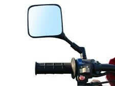 Dual Sport Dirt Bike Motorcycle Mirrors for Suzuki DR 200 250 350 DRZ 400 650 Z