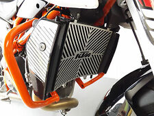 KTM 690 DUKE 12-15 SP ENGINEERING BRUSHED STAINLESS STEEL RADIATOR COVER