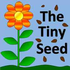 The Tiny Seed - teacher story resource on CD- EYFS, KS1, growing plants, seasons