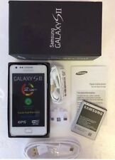 Samsung Galaxy S2 II GT-I9100 - 16GB - White (Unlocked) Smartphone With Warranty