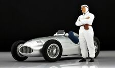 Hermann Lang Figur für 1:18 Mercedes W125 CMC