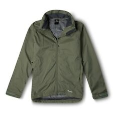 NWT Men adidas Hiking/Trekking Wandertag Jacket Green Climaproof 2XL Msrp $99.00