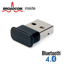 Dual Mode Bluetooth 4.0 Micro USB Broadcom BCM20702 Adapter Dongle