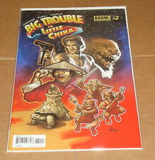 Big Trouble In Little China #2 Eric Powell Variant Edition 1st Print