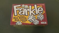 FARKLE Dice Board Game -Compete, NEW- Patch Products