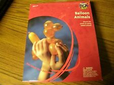 """1821) """"Discovery Kids"""" Discover The Secrets Of  Making Balloon Animals Kit"""