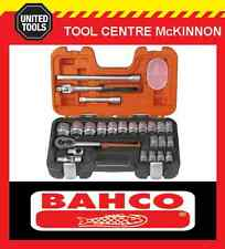 "BAHCO S240 24pce METRIC 1/2"" SOCKET SET"