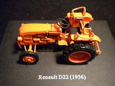 Tracteurs Hachette-Renault D22 - 1956