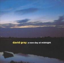 DAVID GRAY - A NEW DAY AT MIDNIGHT, Brand New Not Sealed