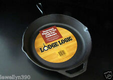 "Lodge Logic 12 inch L10SK3 Pre-Seasoned Cast Iron Skillet  12""  NEW!"