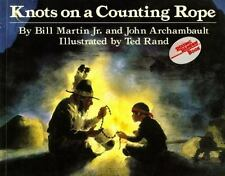 Knots on a Counting Rope (Reading Rainbow Book)-ExLibrary