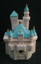 Vintage Disney Store Cinderella Castel Cookie Jar New In The Box