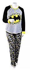 Womens 2X Plus Size Pajamas Batgirl Marvel Microfleece Set 18W/20W New!