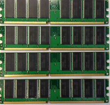 4GB 4X 1GB Dell Dimension 4600, 8300, XPS, XPS Gen 2 Memory RAM Desktop DIMM