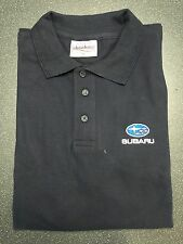 Genuine Subaru Polo T-Shirt L