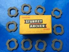 JOB LOT OF 10 STURMEY ARCHER 3 SPEED HUB WASHERS NEW OLD STOCK,RALEIGH TOWN BIKE