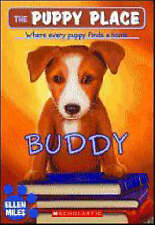 The Puppy Place #5: Buddy by Ellen Miles