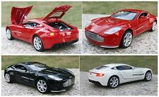 NEW Aston Martin ONE-77 1:32 Super Car Sound Light Model Toys X1PC & Gift