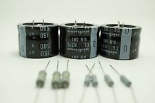 Yaesu FL-2000/FLDX-2000 HF Linear Amplifier High Voltage Capacitors replacement
