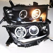 2010-2014 Year Pajero Montero Sport Nativa Dakar CCFL Angel Eyes Headlights SN