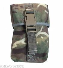 NEW - Army Issue Osprey MTP Camo LMG Pouch (100 Rounds) - Utility Size Pouch