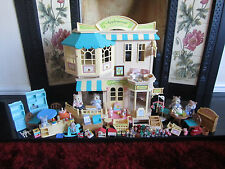 SYLVANIAN FAMILIES APPLEWOOD DEPARTMENT STORE & PIPPINS CAFE