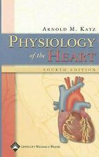 Physiology of the Heart, Katz MD, Arnold M., Acceptable Book