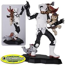 Gentle Giant Star Wars Animated Scout Trooper Ewok Attack EE Exclusive maquette
