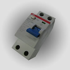 ABB FI-Fehlerstrom-Schutzschalter 2-polig Fehlerstrom 40A / 0,03A FI-Schalter