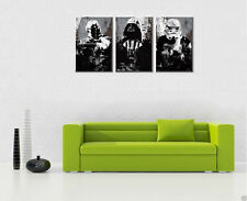 Oil Painting HD Print On Canvas Wall Art,Star Wars 3pc(No Stretch) WY