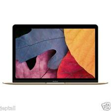 "Apple Macbook 12"" 512gb 2016 Gold MLHF2 Laptop Brand New Jeptall"