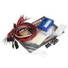 New 2.4GHz FM PPM RC Car Truck 1/10 LED Lighting Kit Brake Headlight Signal Fit