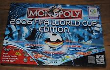 2006 Rare Edition MONOPOLY FIFA WORLD CUP GERMANY Board Game Model by PARKER