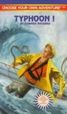 Typhoon (Choose Your Own Adventure No. 162)-ExLibrary