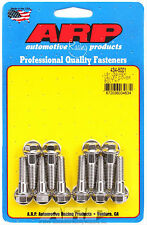LS1 LS6 LQ9 LQ4 Valley Pan Block Cover Bolts STAINLESS 6 PT ARP