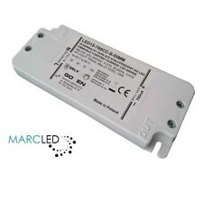 700mA 15W 7-21.5VDC dimmable LED Driver, LED15-700CC-S-DIMM, with mount ears