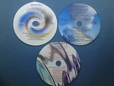 Vol 1, 2, & 3, OldTime Christian Gospel Karaoke Songs 3 CD+G Set