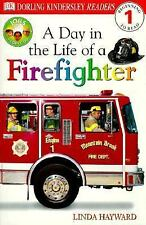 Jobs People Do : A Day in the Life of a Firefighter by Linda Hayward and...