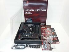ASUS ROG MAXIMUS VIII HERO LGA1151 DDR4 HDMI USB 3.1 ATX Gaming Motherboard