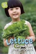 What Grows in My Garden Ser.: Lettuce Grows on the Ground by Anne Rooney...